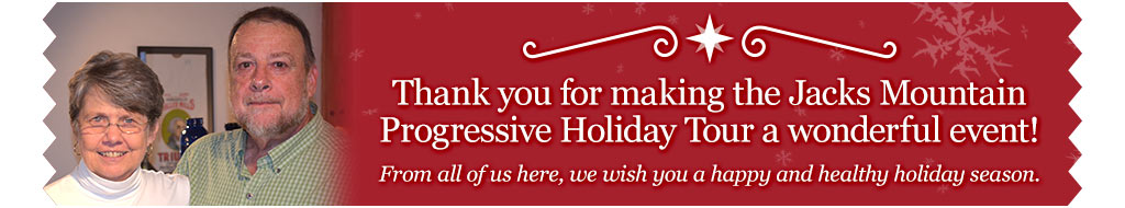 Thank You! Happy Holidays!